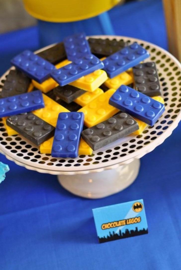 chocolate festa lego batman