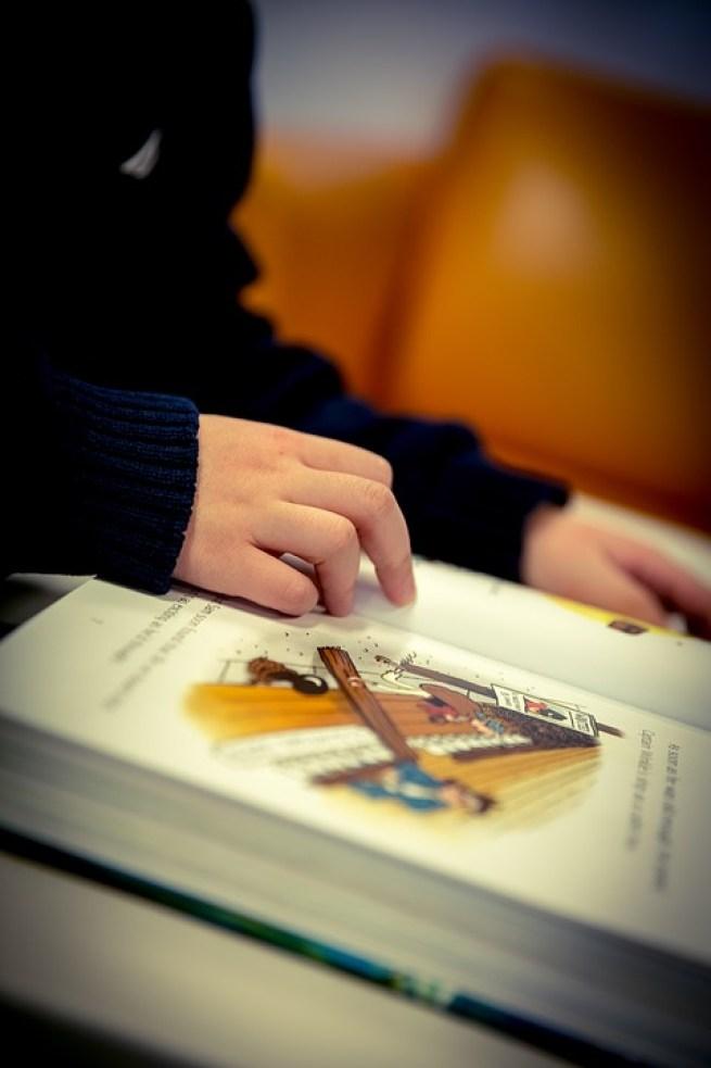 processo de alfabetização infantil