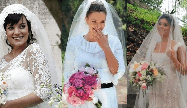 vestidos de noivas para grávidas