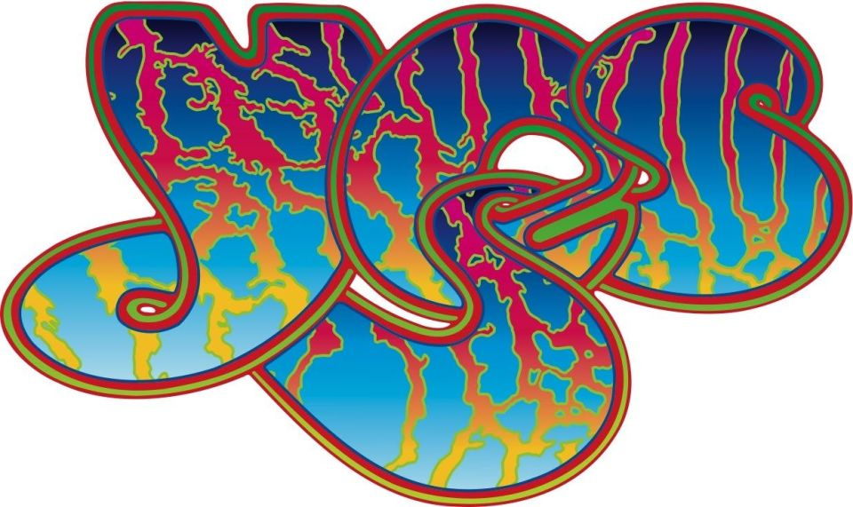 YES - logotipo mais bonito da história do rock