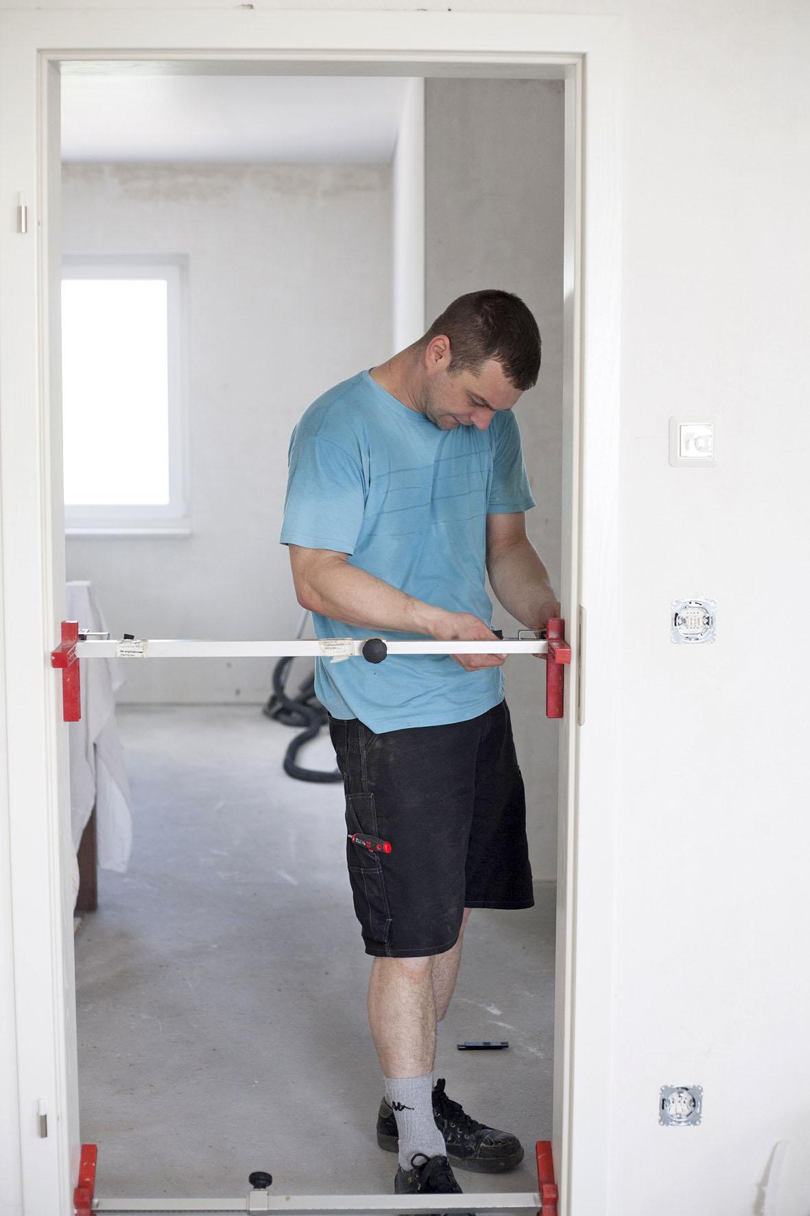 Muskelhypothek beim Hausbau
