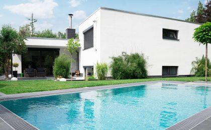 Der eigene Pool
