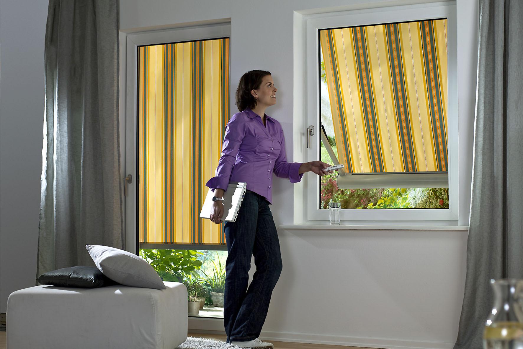 Sonnenschutz senkt Klimatisierungskosten