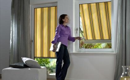 Fenstermarkise