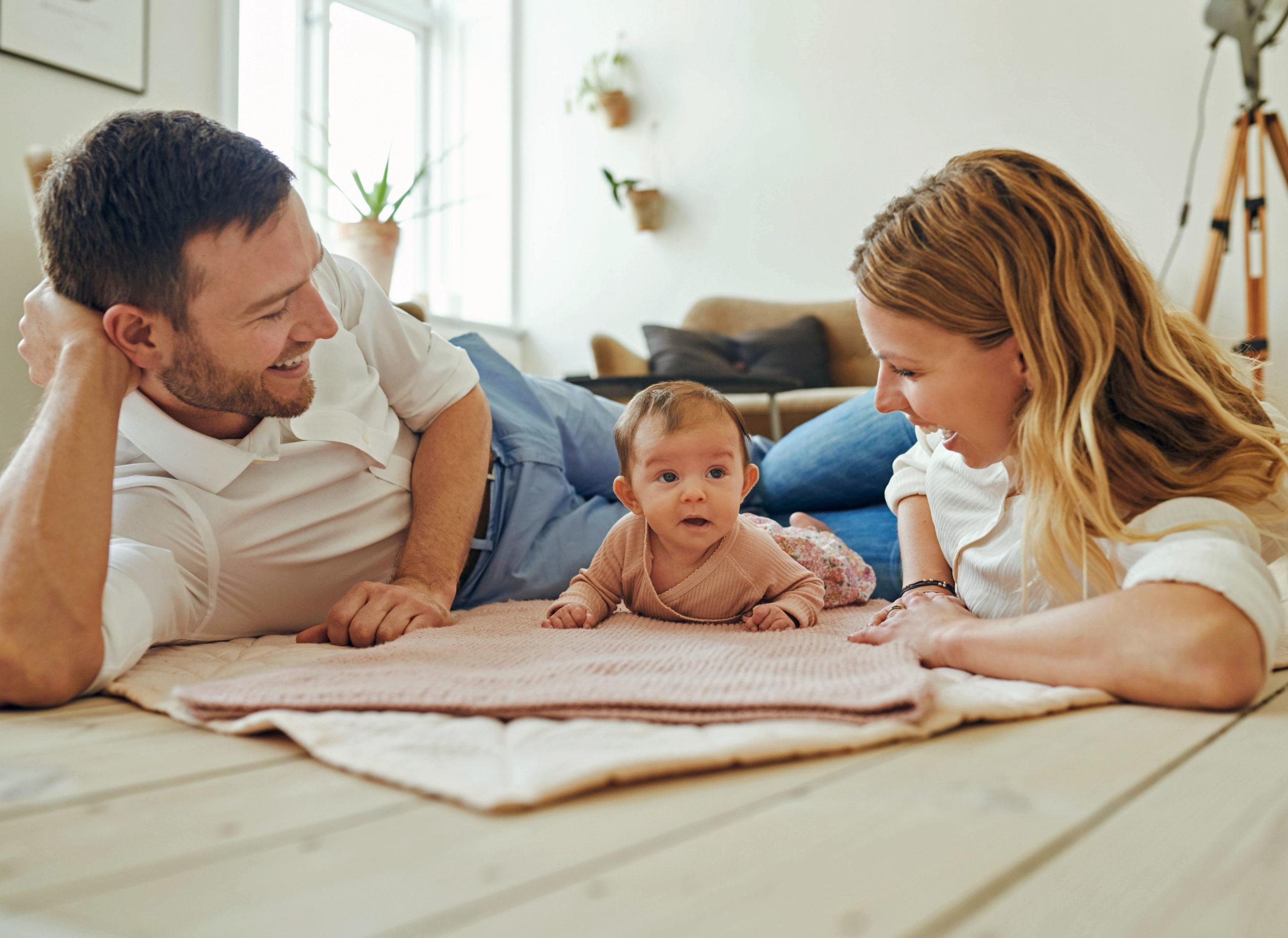 Finanzierung des Eigenheims für junge Familien