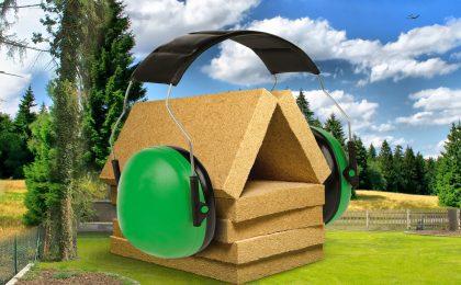 Dämmung für den Schallschutz