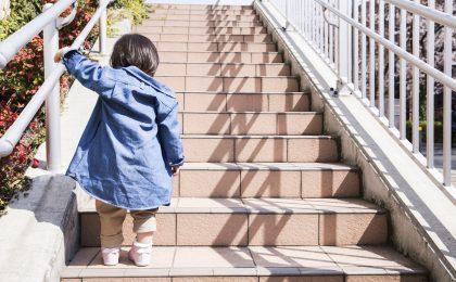 Rutschsichere Treppenstufen