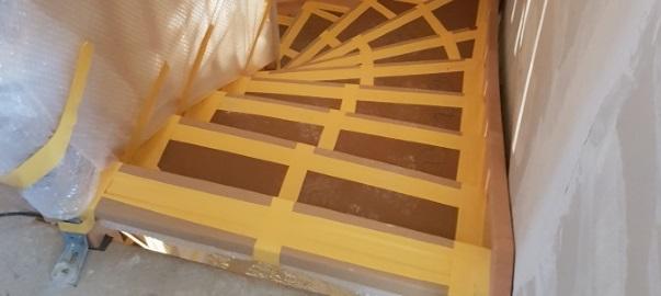 Massa Haus Treppe