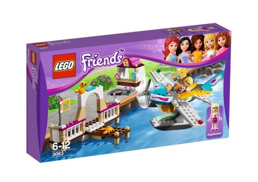 LEGO® 3063 Flugschule mit Wasserflugzeug