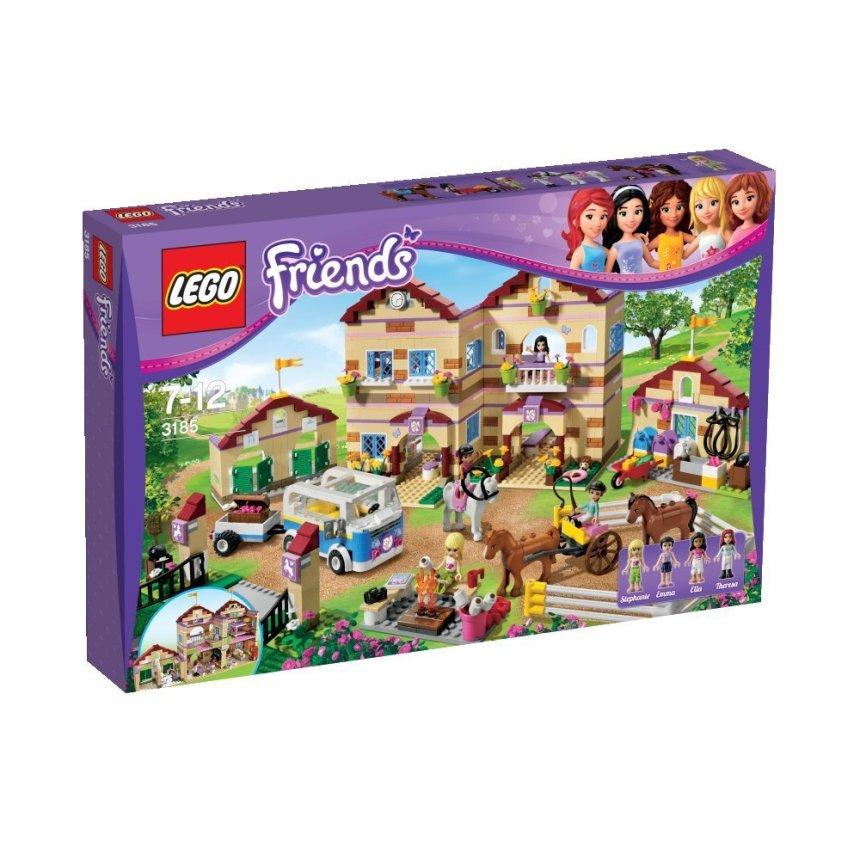 LEGO® Friends Reiterhof (3185 Großer Reiterhof)