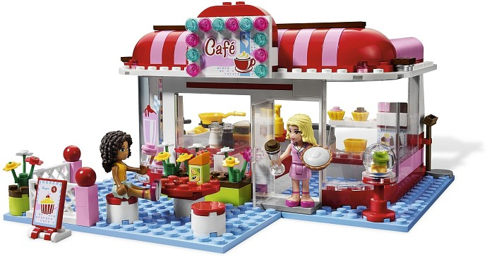 LEGO® Friends 3061 City Park Café
