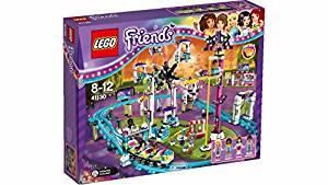 Beispiel für Lego Friends 41000er (41130 Großer Freizeitpark)