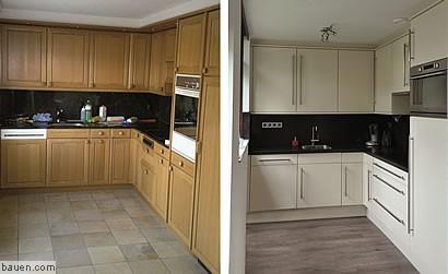 Küchen-Modernisierung vom Spezialisten - bauen.com