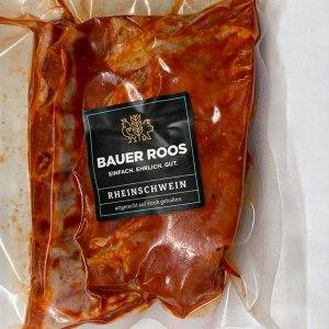 Loin Ribs vom Rheinschwein – Bauer Roos