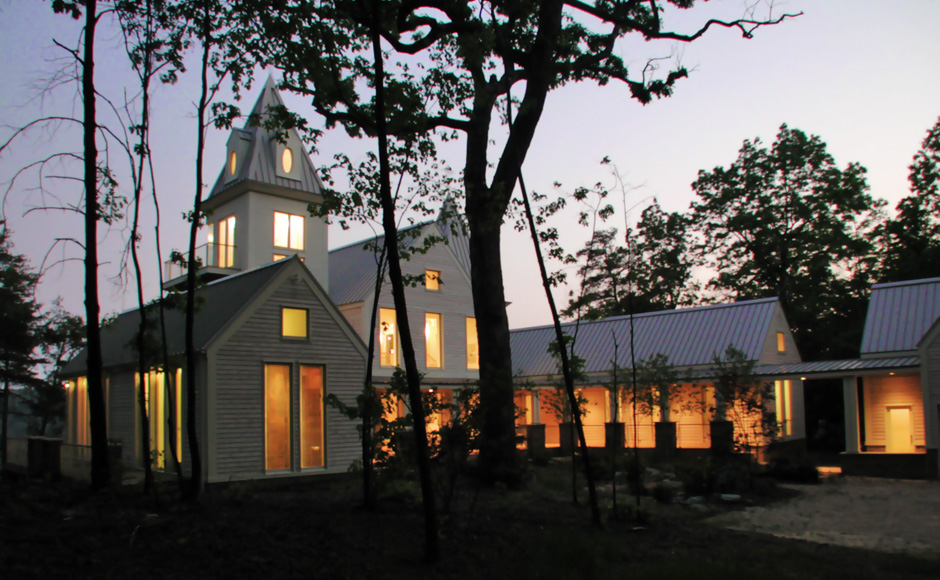 Residential Architecture Monteagle Tennesee