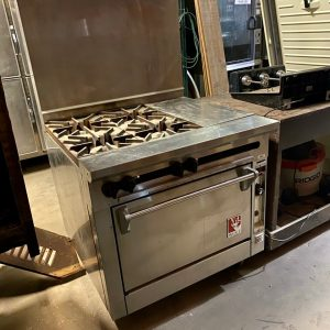 Stainless Ovens