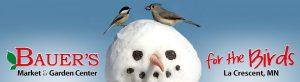 Bauer's Birding Seminar @ Bauer's Market & Garden Center   La Crescent   Minnesota   United States