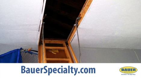 How is Your Attic Access Affecting Your Energy Bills? - Bauer Specialty