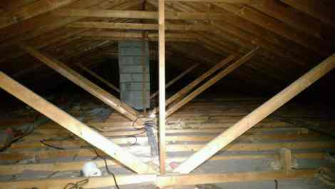 Is Your Attic Naked? The Best Way to Insulate the Attic