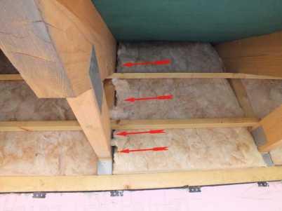 Immobiliencheck-Hausinspektion Bauabnahme Kontrolle Dachdämmung Hausabnahme