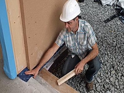 Endabnahme Schlußabnahme Bauabnahme am Einfamilienhaus, Beweislastumkehr Hausbegutachtung Hausbegutachtung Endabnahme, Hausabnahme, Hausübergabe