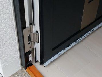 Baubgleiter Endabnahme Immobiliencheck-Hausinspektion Bauabnahme Außentür prüfen Schlußabnahme Bauübergabe Abnahme Hausübergabe