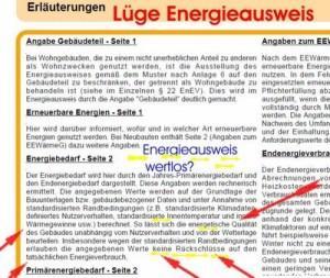 Hauskauf Checkliste mit Energieausweis