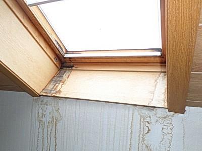 Hauskauf Checkliste Altbau Fenster verschimmelte Dachfenster,gebrauchtes Haus kaufen, Altbau