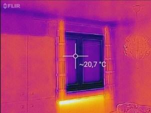 Bauabnahme Wohnung Wärmverluste prüfen