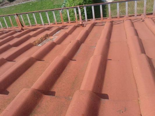 Schäden am Dach? Was kostet ein neues Dach, bewerten, schätzen