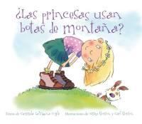 Princesa con botas