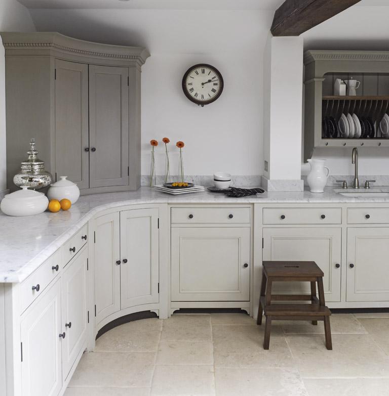 Klasyczna – retro zabudowa kuchenna