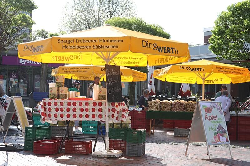 Regional schmeckt besser, Baunatal City, Ab in die Mitte, Stadtmarketing Baunatal