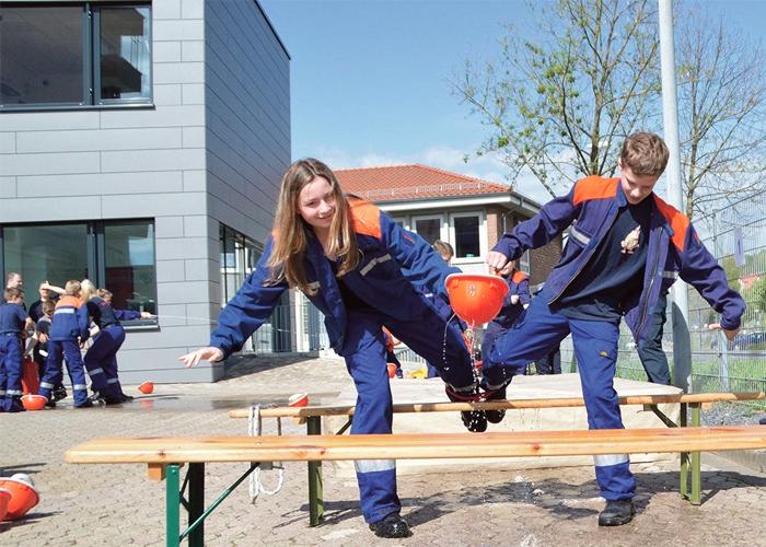 Lokalnachrichten Baunatal: 50 Jahre Jugendfeuerwehr Baunatal