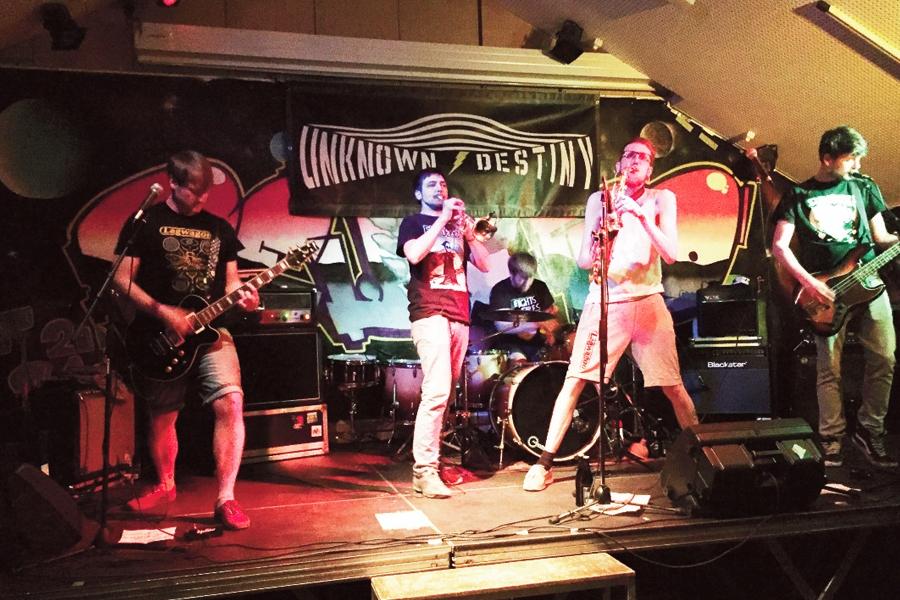 BANG BOOM BAUNATAL Neue Konzertreihe im Jugendzentrum Second Home gestartet