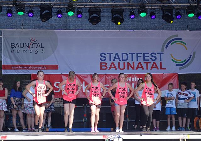 Stadtfest Baunatal, Nachrichten Baunatal, Stadtmarketing Baunatal; Erich Kästner SChule Baunatal