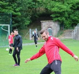 Trainingsauftakt2