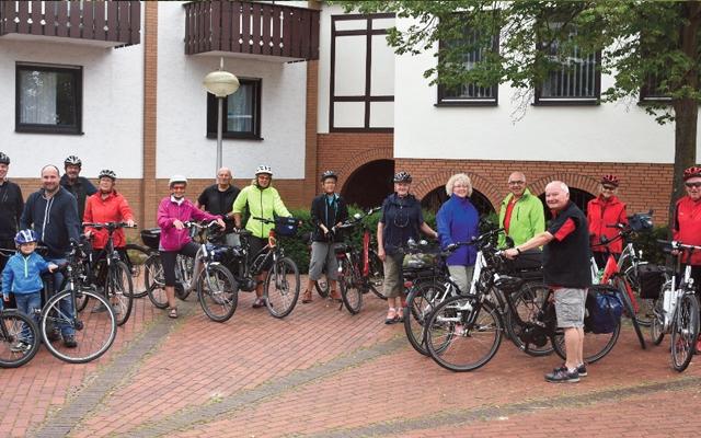 Baunatal - Extra Tip Entdeckertage 2017 - E Bike Tour Baunatal