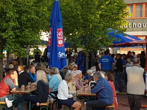 Projekt Biergarten Europaplatz Baunatal