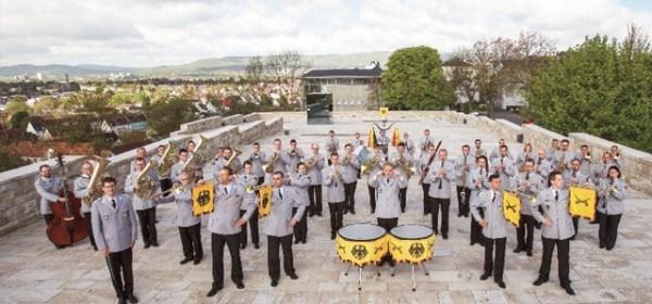 HMK; Heeresmusikkorps Kassel; Weihnachtskonzert Baunatal