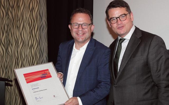 """Cineplex-Kino Baunatal erhält Preis als """"Nachhaltiges Kino"""""""
