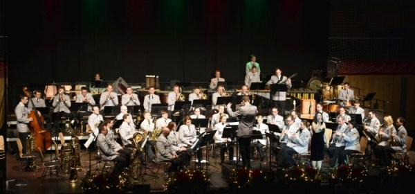 baunatal, Heeresmusikkorps Kassel, Weihnachtskonzert Baunatal