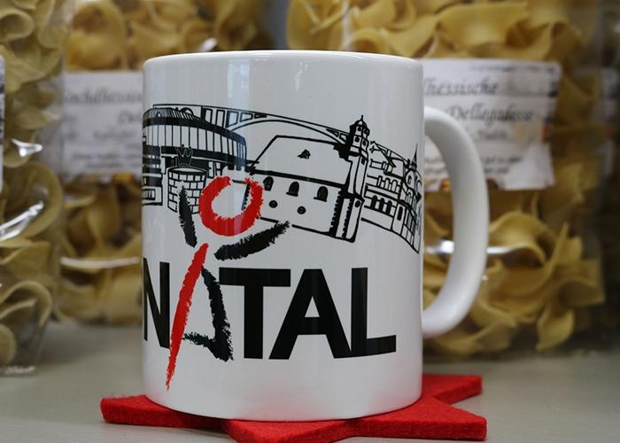 Baunatal, Souvenir Baunatal, StadtShop Baunatal, Stadtmarketing Baunatal
