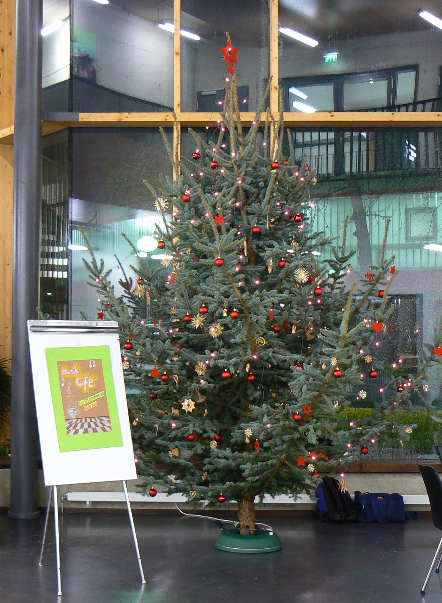 Musikschule Baunatal – offenes Weihnachtsliedersingen am Dienstag, 19.12.2017