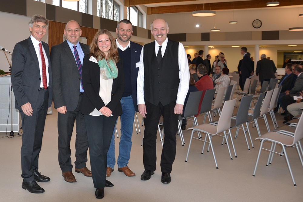 Baunataler Diakonie Kassel: Neuer Speisesaal und neuer Bereich Berufliche Bildung
