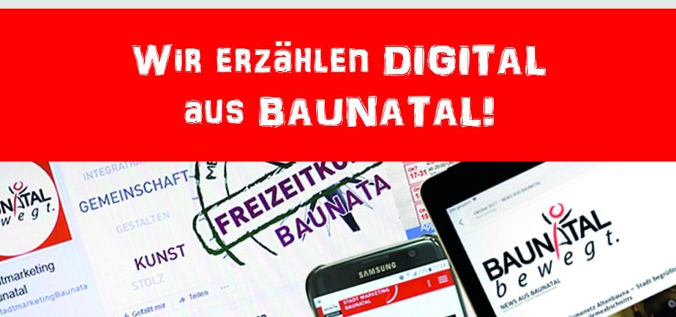 Baunatal, Stadtmarketing Baunatal, bauantal4.0