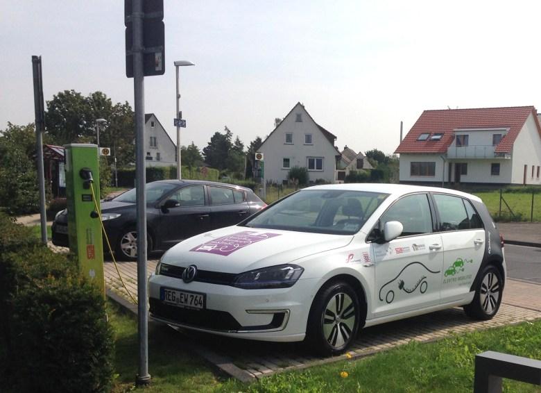 Baunatal, Elektromomilität Baunatal, Stadtwerke Baunatal
