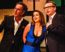 Hugo Egon Balder, Janett Biedermann, Baunatal