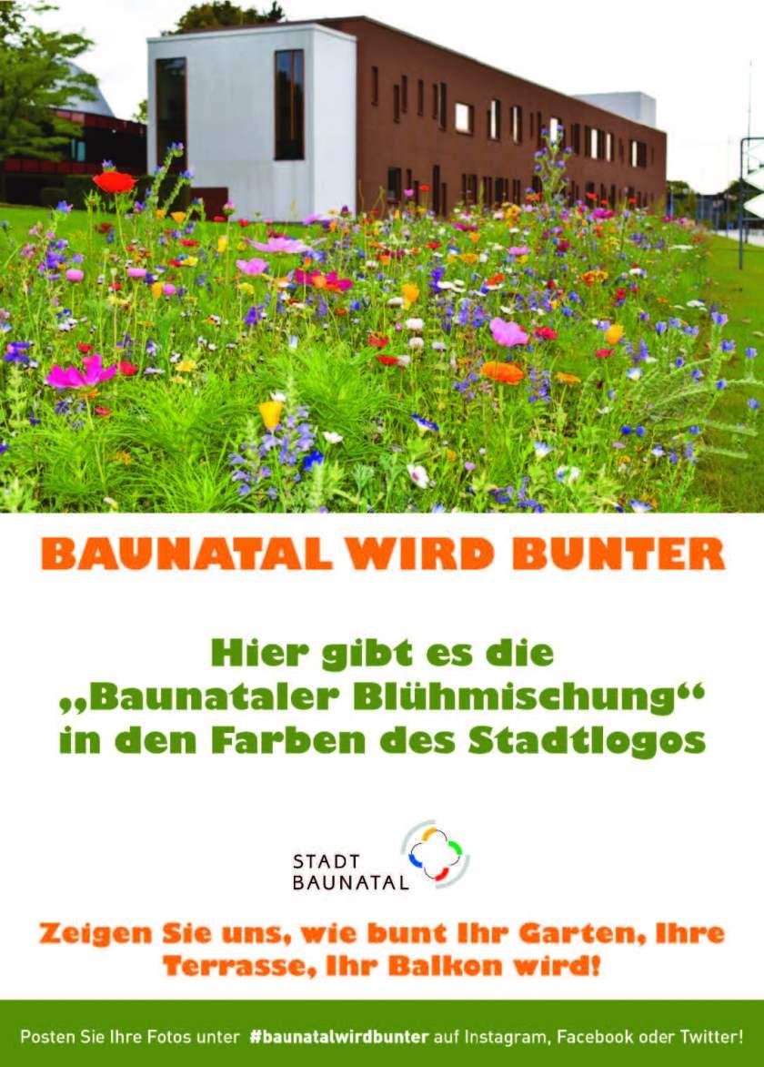 #baunatalwirdbunter, bauntal, artenvielfalt baunatal
