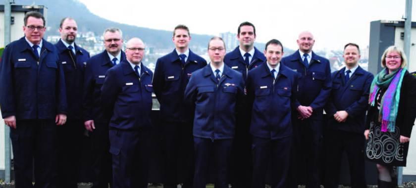 Feuerwehr Baunatal, Baunatal